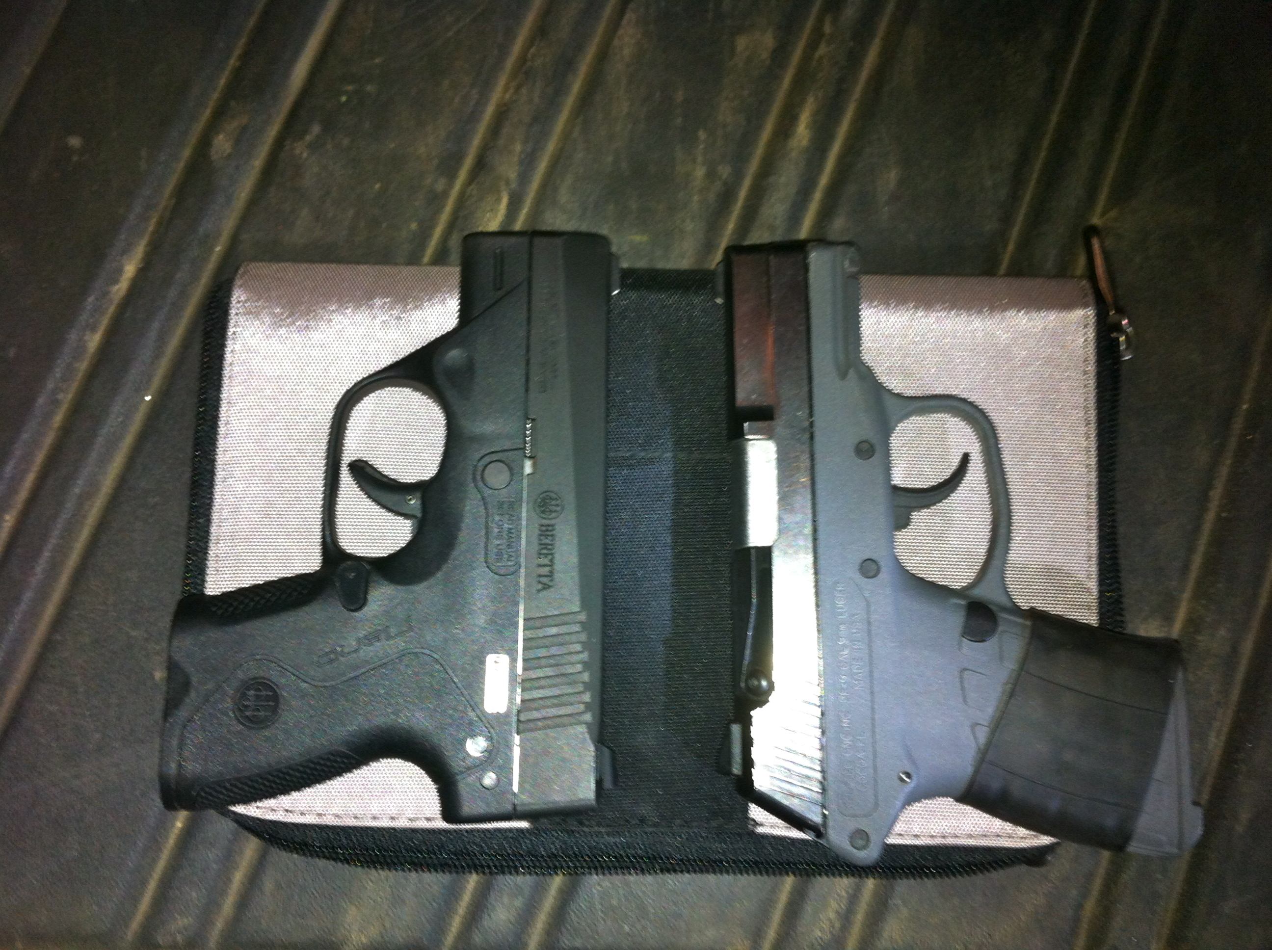 Nano side by side with PF9